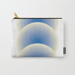 005 -  Blue rainbow Carry-All Pouch