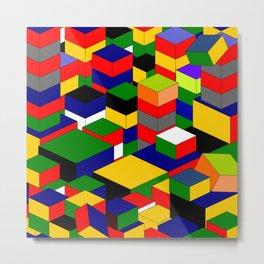zappwaits squares Metal Print