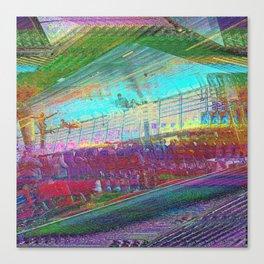 20180105 Canvas Print