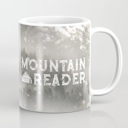 Mountain Reader Coffee Mug