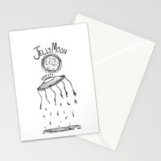 Jelly Moon V.2 Stationery Cards