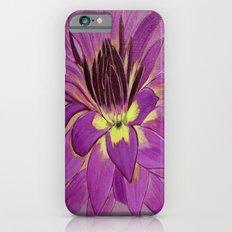 flower close up iPhone 6s Slim Case