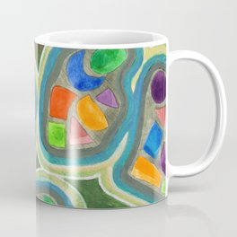 Jewel Nests Pattern Coffee Mug