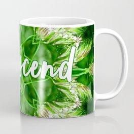 Mandala of the Month: Transcend Coffee Mug