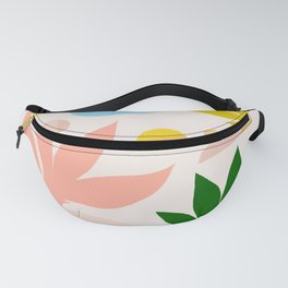 Abstraction_Nature_Beautiful_Day_002 Fanny Pack