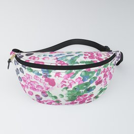 pointalism mood Fanny Pack