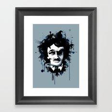 Edgar Allan Crow Framed Art Print