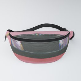 Video tape#VHS#REW<<#effect Fanny Pack