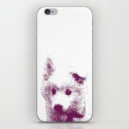 Puppy iPhone Skin