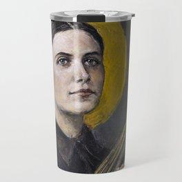 Santa Gemma Galgani Travel Mug