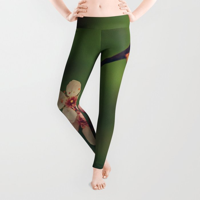 Beauty is in the heart Leggings