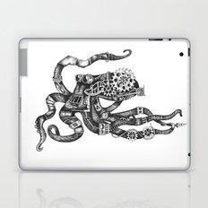 Fletcher the Steampunk Octopus Laptop & iPad Skin