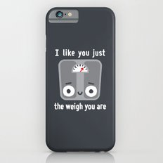 Through Thick and Thin iPhone 6s Slim Case