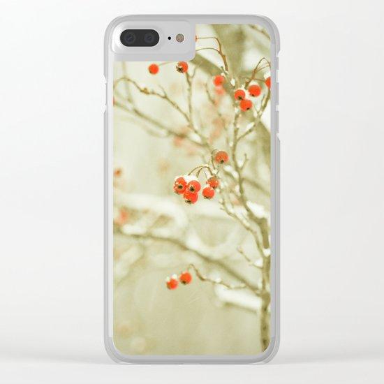 Hawthorne II Clear iPhone Case