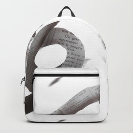 paper chain 68' Backpack