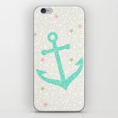 Starfish Anchors - Pearl iPhone & iPod Skin