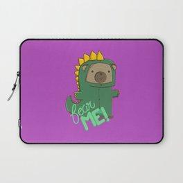 fear me! Laptop Sleeve