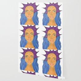 moon goddess Wallpaper