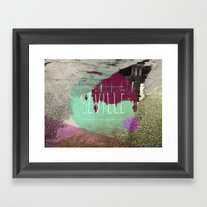 Seville Framed Art Print