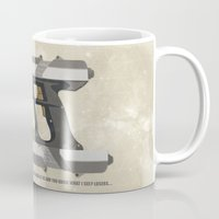 star lord Mugs featuring STAR LORD - PETER QUILL by LindseyCowley