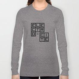 Électro-Cité 1 Long Sleeve T-shirt