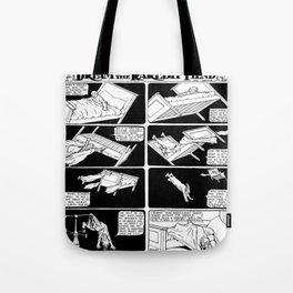 Dream of the Rarebit Fiend Tote Bag