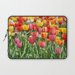 Tulip field Laptop Sleeve