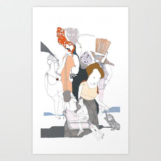 Untitled3 Art Print