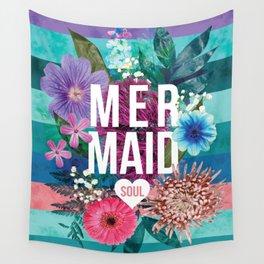 Mermaid Soul <3 Wall Tapestry