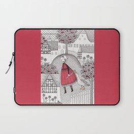 The Old Village Laptop Sleeve