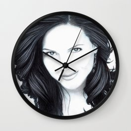 Lana II Wall Clock