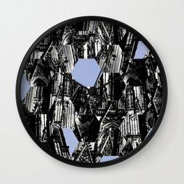 Koln Church Abstract Wall Clock
