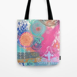 Beautiful Expansion Tote Bag