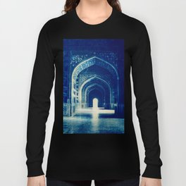 Taj Mahal - India by Mindia Long Sleeve T-shirt