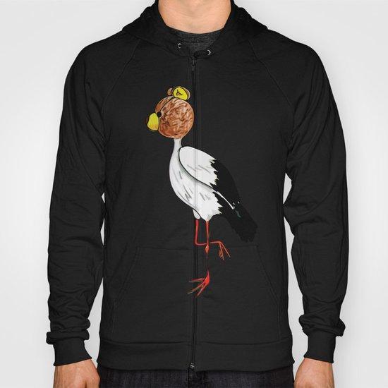 Teddy Stork Hoody