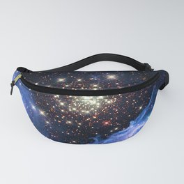 Star Cluster Fanny Pack