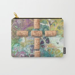 Cork Cross Carry-All Pouch