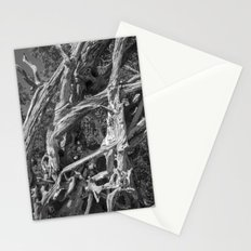 Abstract drift wood Stationery Cards