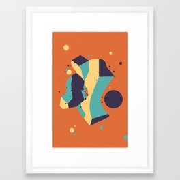Lifeform #3 Framed Art Print