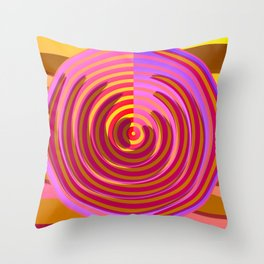 Play with baguettes ... Throw Pillow