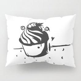 Cupcake Pillow Sham