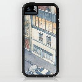 Saganaki House iPhone Case