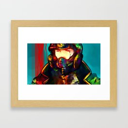 Next Tear Framed Art Print