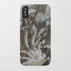 Alexander's Leviathan iPhone X Slim Case