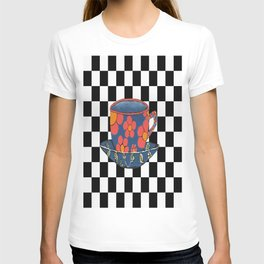 Cup And Saucer T-shirt