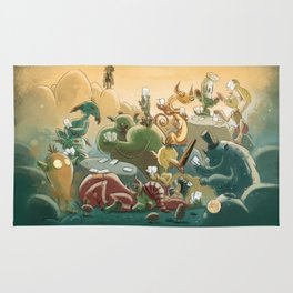 Goblins Drool, Fairies Rule! - Team Goblin Rug