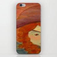 pirates iPhone & iPod Skins featuring Pirates  by CataBeja Umaña Azul