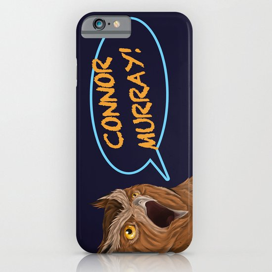 connor murray iPhone & iPod Case