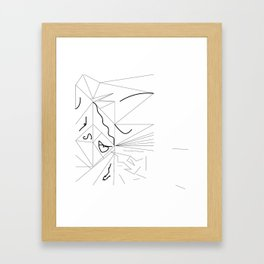 Virgin Framed Art Print