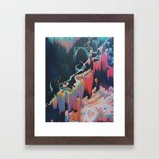 FRHRNRGĪ Framed Art Print